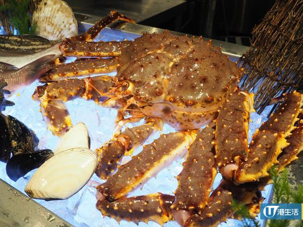 荃灣新開水產浜燒餐廳 推介鮮甜甲羅燒+4食活毛蟹!
