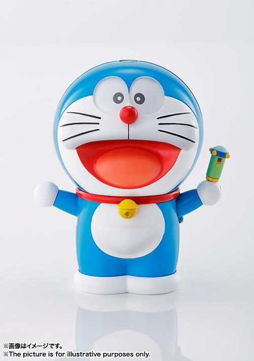 表情變換+秘密道具!日本超合金多啦A夢 香港有售