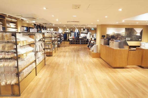 無印良品進駐葵芳 1萬呎新店下星期開幕