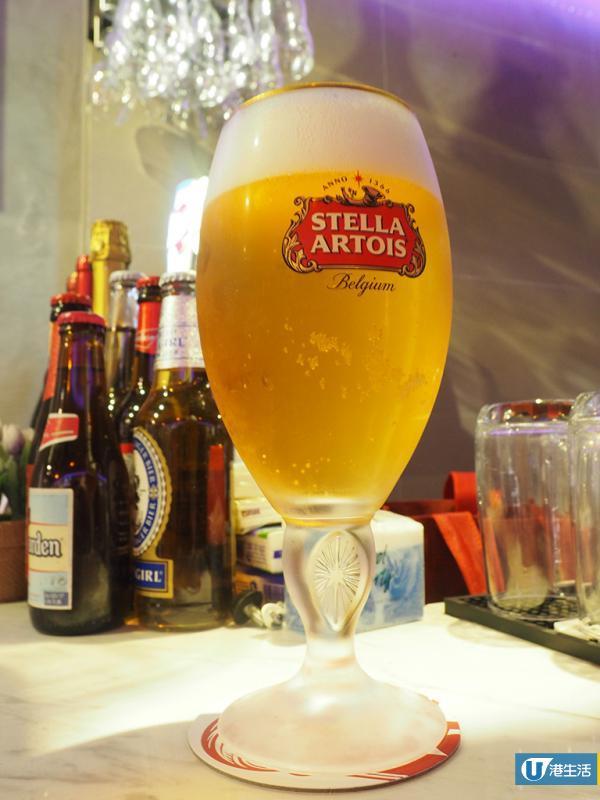 尖沙咀酒吧宵夜優惠 $1隻單骨脆雞翼+5小時任飲啤酒!