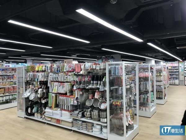 首度進駐香港!2層高15000呎日本家品雜貨店