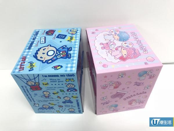 便利店有得買!Sanrio儲物櫃+迪士尼Bingo機登場