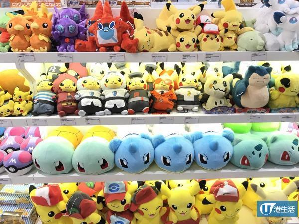 2米高比卡超登陸尖沙咀!香港Pokémon Hub正式開幕
