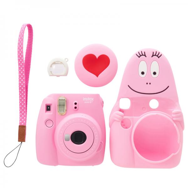 Barbapapa攬住相機!全粉紅Barbapapa即影即有登場