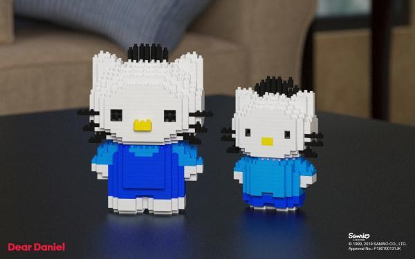 Sanrio x JEKCA積木新登場!8款角色新品率先睇