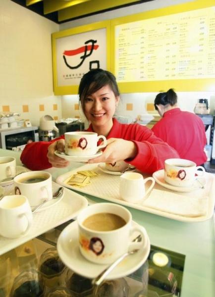 甜蜜蜜新生咖啡店 鄧麗君主題餐廳
