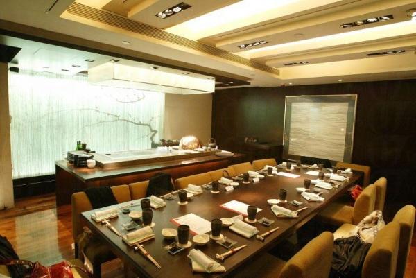 稻菊的日本料理十分著名。