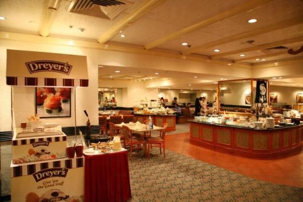 酒店提供多元化的餐飲服務。