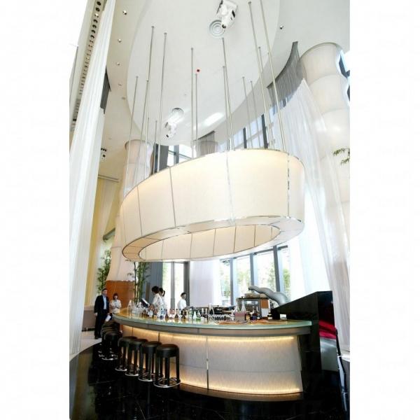 酒店內的 Umami日式酒吧。