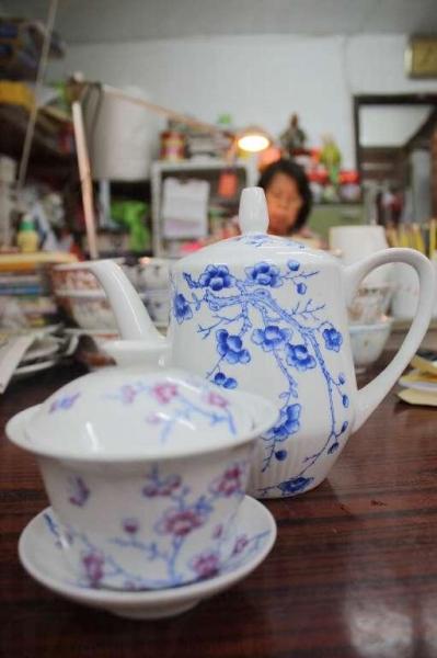 如要繪畫大茶壼,就要加多 $10 - $20 了。