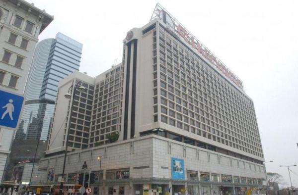 酒店位於近海位置。