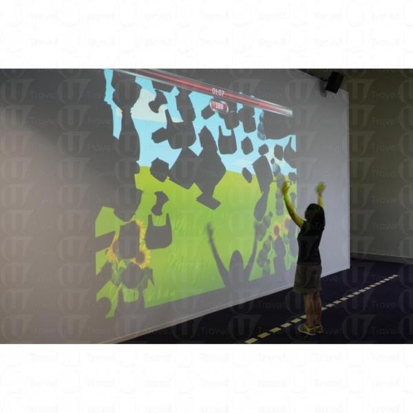 3D 遊戲令大家了解環保再造業。