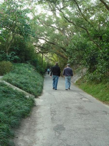 步道屬不少行山發燒友或晨運人士的好去處。(相片來源:Clara Lee)