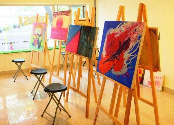 畫作成為獨一無二的家中陳列品。