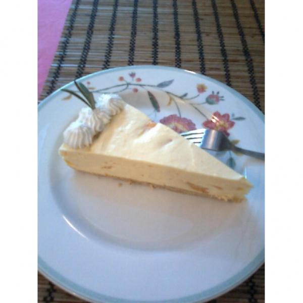 芒果芝士餅,鮮甜清新。(相片來源:Clara Lee)