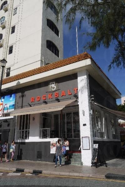 Rocksalt 餐廳位於赤柱大街。