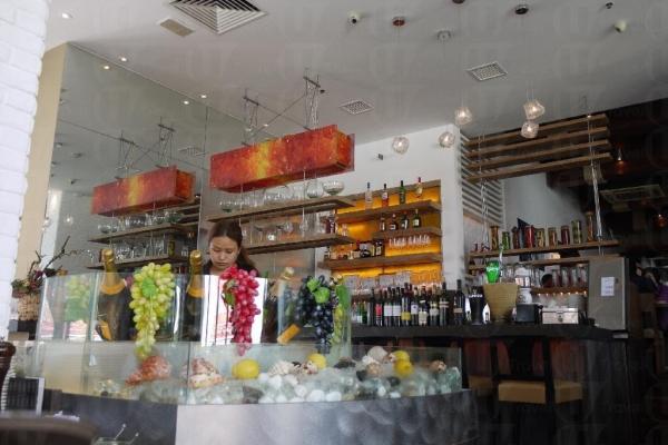Rocksalt 餐廳以海鮮美食馳名。