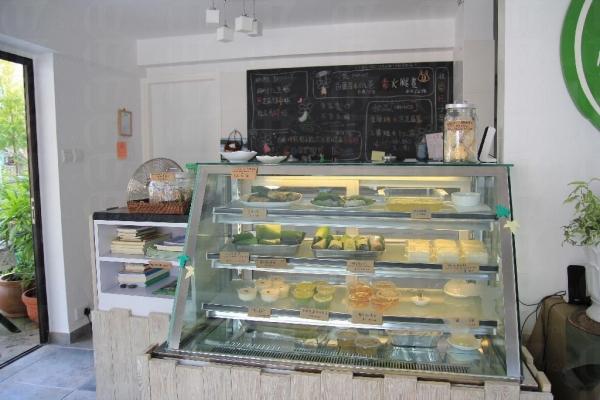 店內大約有十多款甜品客人品嚐,但限量供應,建議想吃的朋友要趁早選購。