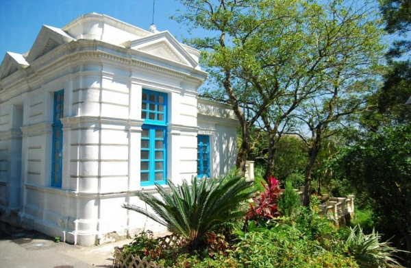 前港督別墅守衛室現在已成法定古蹟。