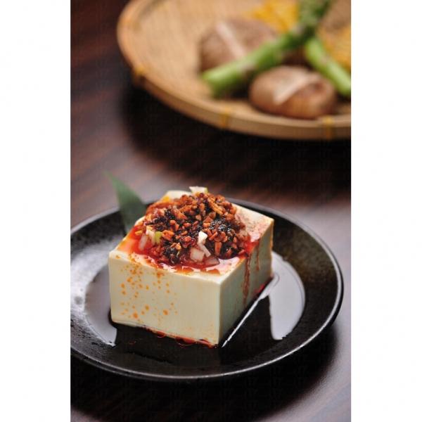 「牛角」的辣油豆腐,香辣柔滑,佐酒不錯,可以一試。