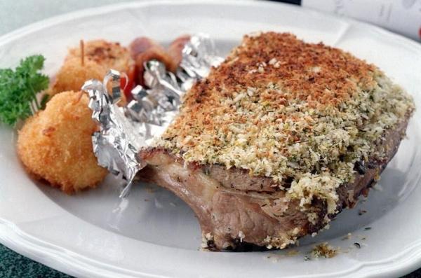 扒類是荷曄庭的拿手好戲,用料絕不簡單馬虎,吃入口啖啖肉。