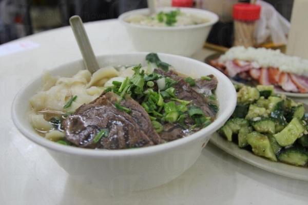 牛肉刀削麵做得十分出色,是必食推介。