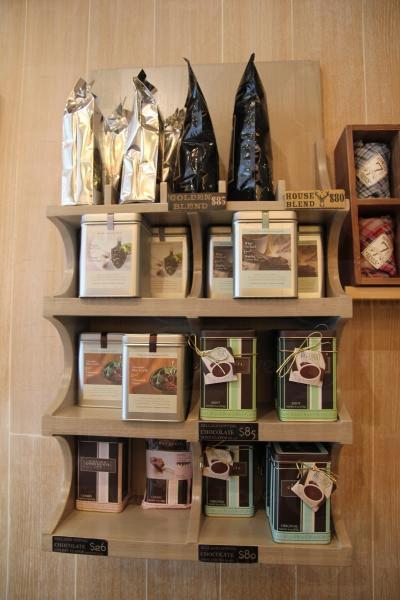 Cowboy Seven 有咖啡豆出售,另外亦有朱古力粉和茶包,喜歡的話不妨買回家。