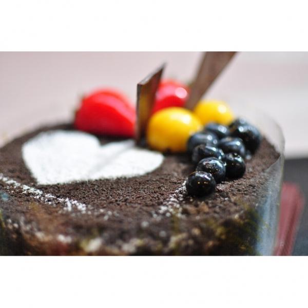 皇牌奧利奧蛋糕。