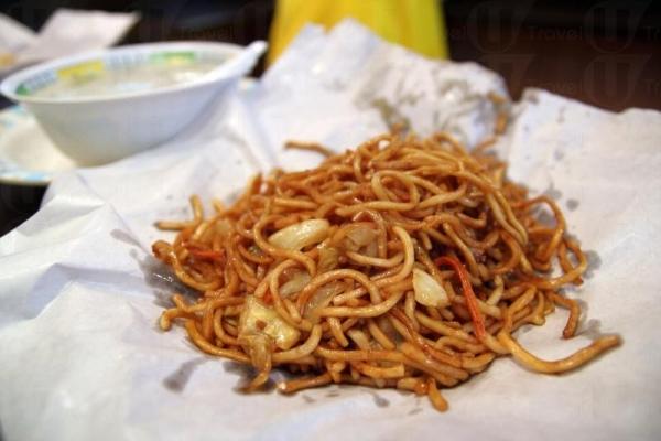 最好食的炒油麵無論是色澤或味道,都無可挑剔。