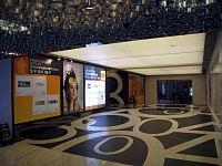 世貿中心翻新後增設地下顧客電梯大堂