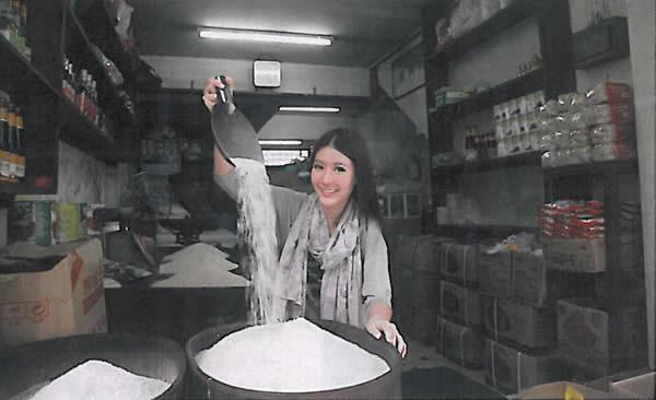 泰昌德賣的主要是泰國,價錢比超市包裝米平。(U Magazine 圖片)