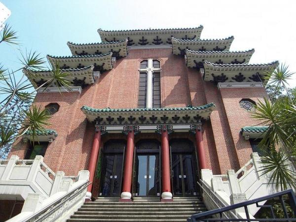聖公會聖馬利亞堂,是香港聖公會在港島東區發展傳敎事工第一所的教會。
