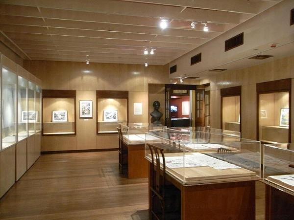 博物館現有收藏品一千多項,具歷史及藝術價值。