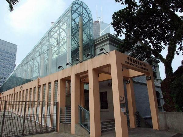 香港視覺藝術中心提供各項設備予藝術工作者從事創作。