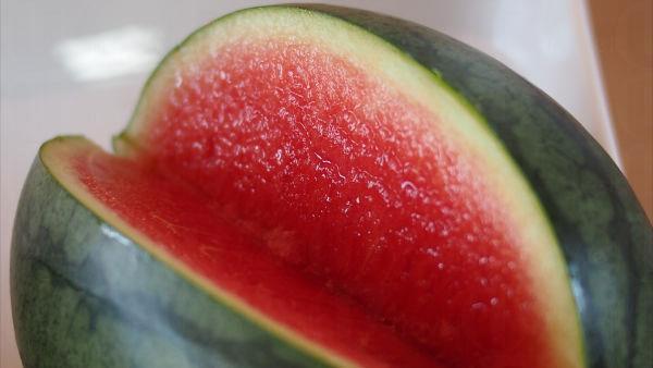 有機西瓜。