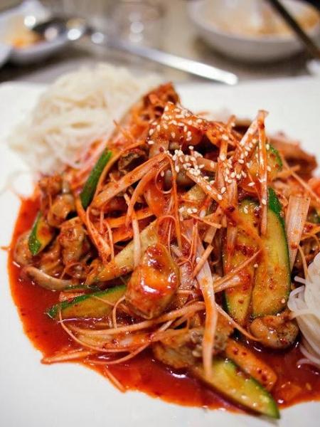 Mix & Rice 涼拌海螺(相片來源:網上圖片)