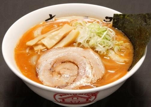 睦美屋赤味噌拉麵-適合重口味的人,非常惹味(相片來源:網上圖片)