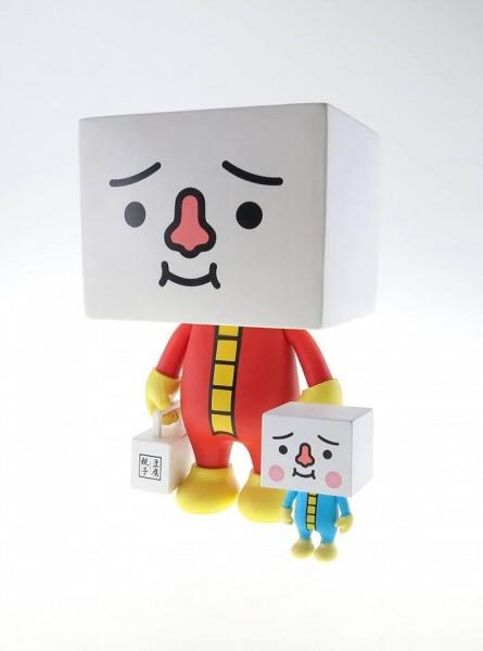 親子豆腐figures