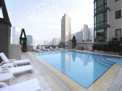 宏基國際賓館 Bishop Lei International House(相片來源:網上圖片)