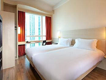 宜必思香港中上環酒店 Ibis Hong Kong Central And Sheung Wan(相片來源:網上圖片)