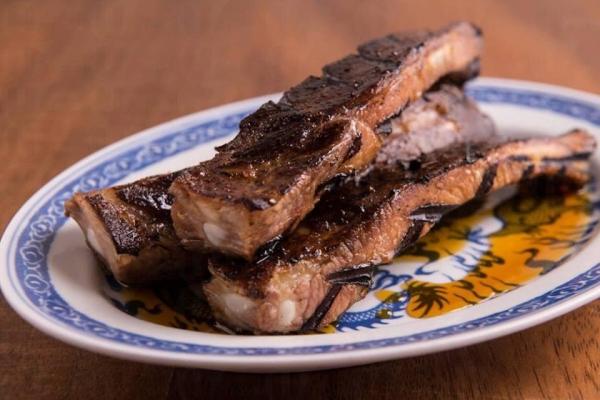 'Cue Smoked Pork Ribs