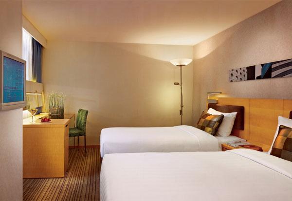 灣仔維景酒店 Metropark Hotel Wanchai 舒適客房