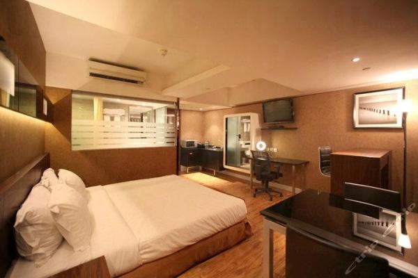 香港銅鑼灣太平洋帆船酒店 The VELA Hong Kong Causeway Bay(相片來源:網上圖片)