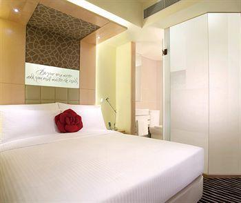 晉逸維園精品酒店 Butterfly on Victoria Boutique Hotel(相片來源:網上圖片)