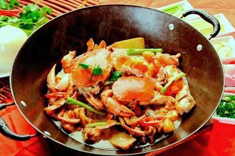 千鍋居大良蟹雞鍋 (網上圖片)