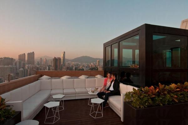 木的地酒店 Madera Hong Kong Hotel