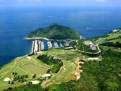 清水灣俱樂部高爾夫球場(漁農署圖片)
