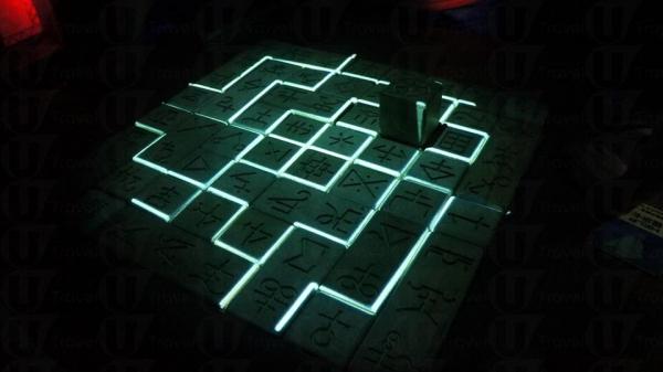 Mr. X 的遊戲裝置像真度高,讓玩家真正體驗到密室逃脫的樂趣