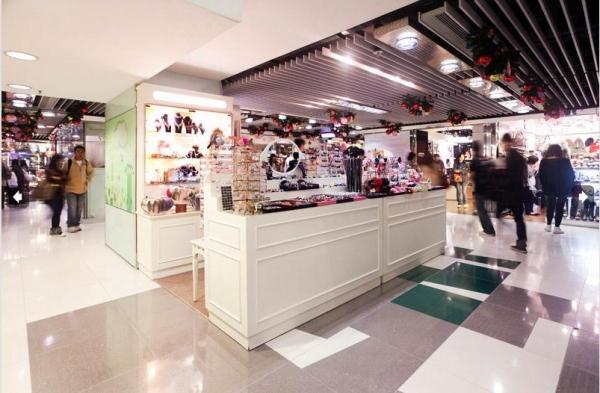 匯聚多間本地及日韓服飾店舖,是潮人的集中地。圖:恆隆地產