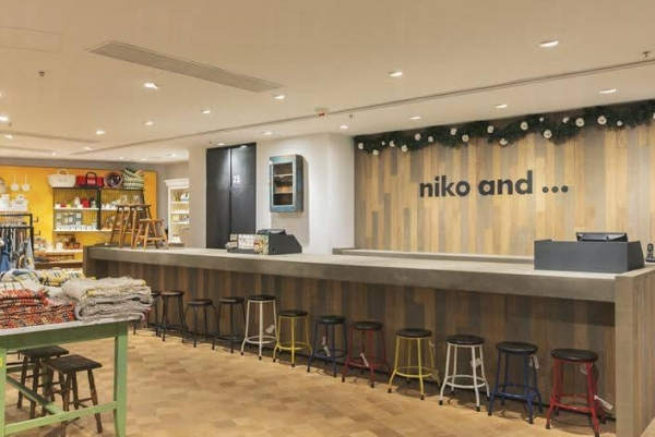 niko and... 旺角新世紀廣場店